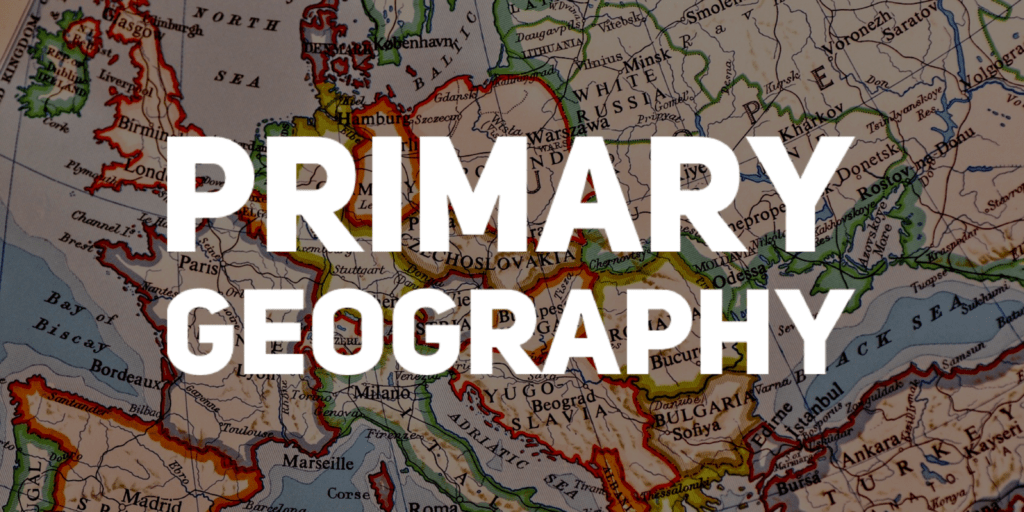 Primary Geography