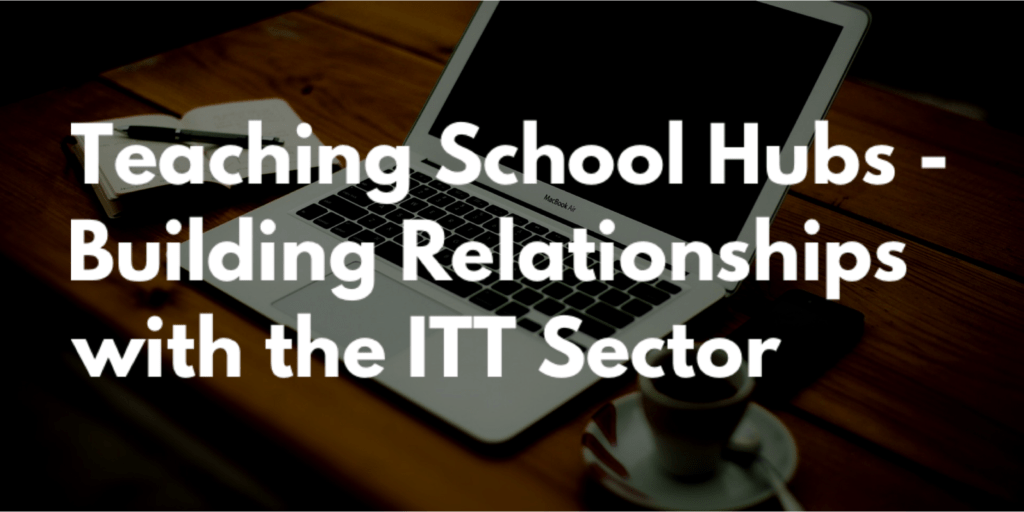 TSH - Building relationships with the ITT sector