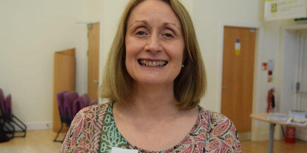 Dr Christine Parker